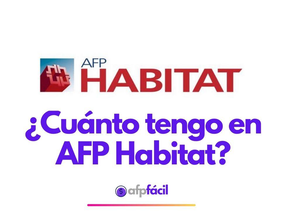 Cómo Saber Cuanto Tengo en Mi AFP Habitat